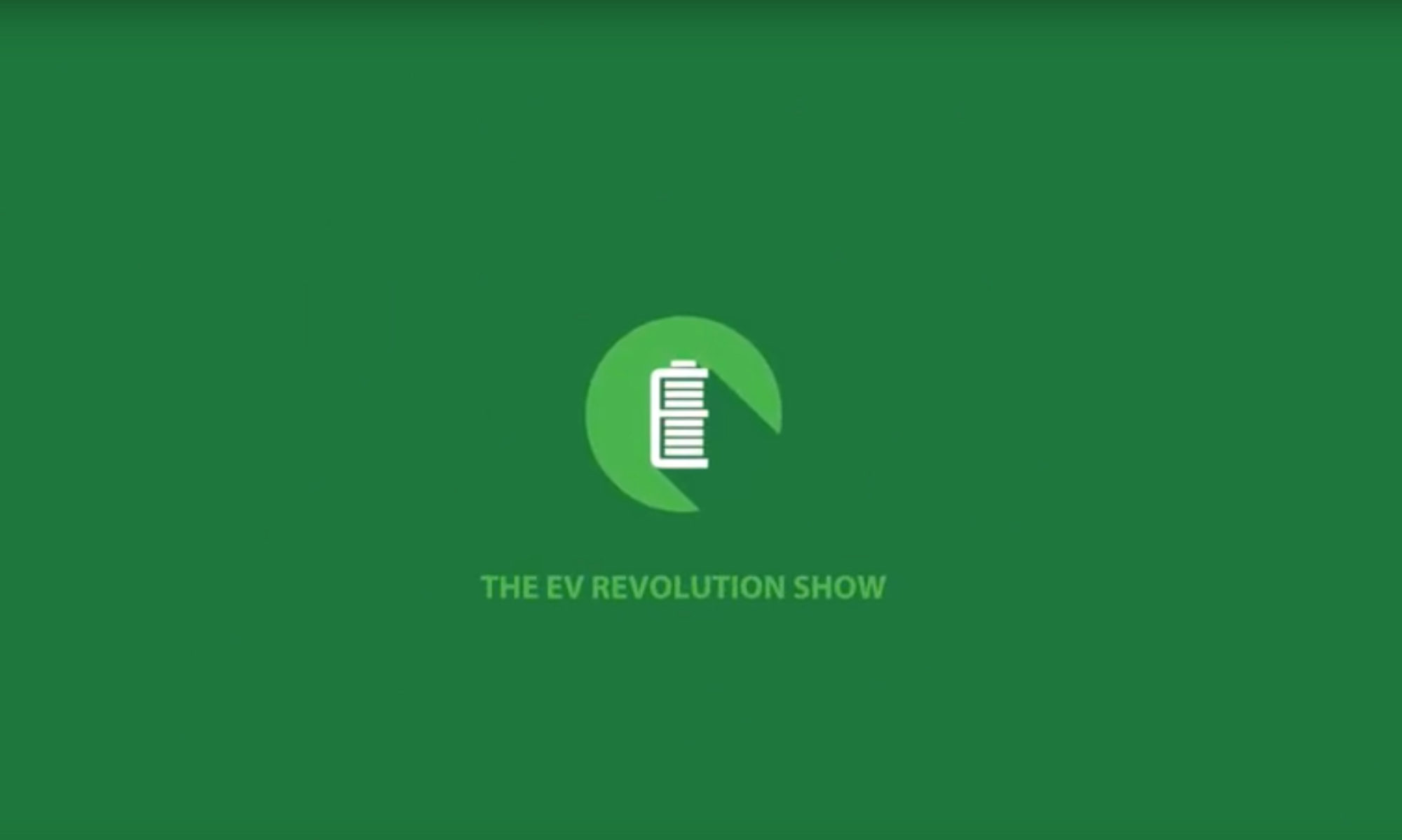 EV Revolution Show -  Audio Podcasts